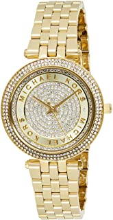 Michael Kors Mini Darci Women's Dial Stainless Steel Band Watch - MK3445