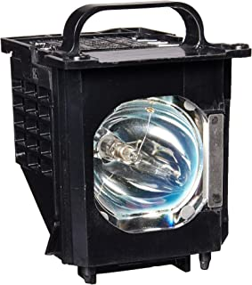 Replacement Lamp with Housing for Mitsubishi WD-60735, WD-60737, WD-60C8, WD-60C9 (915B403001)