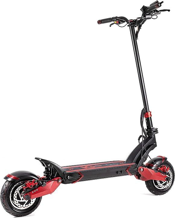 Monopattino elettrico scooter elettrico ice q5 52 v 18,2 ah ic electric B07H4MXFWV