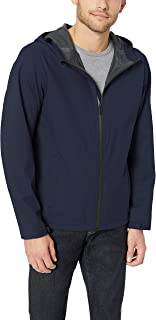 Amazon Essentials Men's Waterproof Rain Jacket