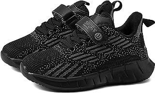 Vunavueya Niños Zapatillas Deportivas Niñas Zapatos de Correr Calzado de Deportes de Exterior Niño Zapatillas de Running S...