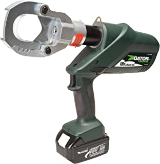 Greenlee ESG50L11 Gator Battery-Powered Cable Cutter with 120V Charger