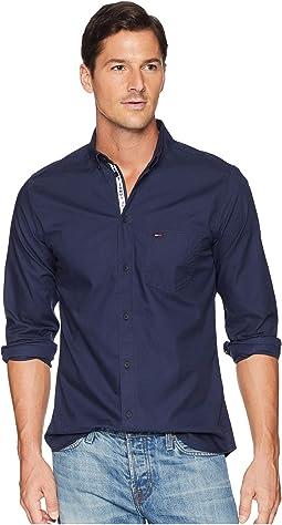Tape Detail Shirt