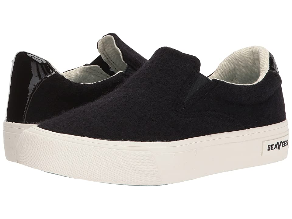 SeaVees Hawthorne Slip-On Wintertide (Black) Women