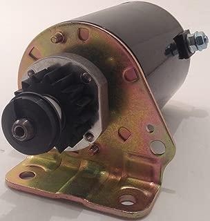 Starter Motor Replaces Briggs 390838 392749 392744 394805 494325 497594 497595 693054 Deere AM122337 AM37352 AM39137 LG497595