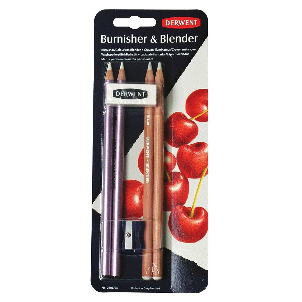 Derwent Blender and Burnisher Pencil Set, Drawing, Art Supplies (2301774)