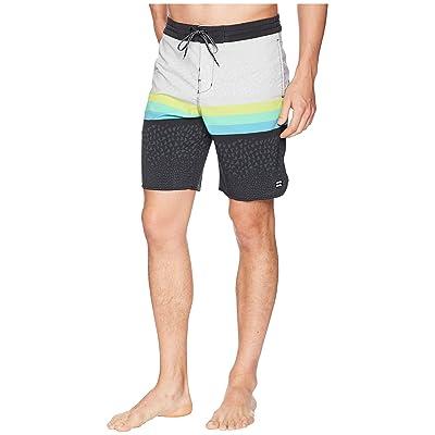 Billabong Fifty50 LT Boardshorts 2 (Asphalt) Men