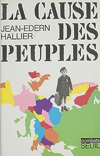 La cause des peuples (French Edition)