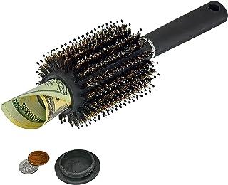 Southern Homewares SH-10206 Hair Brush Secret Hidden Diversion Safe Money Jewelry Storage Home Security, 9.00 inch x 2.92 ...