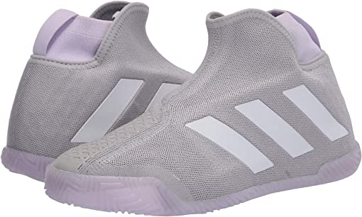 Grey Two/Footwear White/Purple Tint