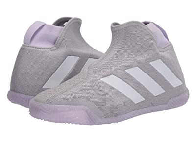 adidas Stycon (Grey Two/Footwear White/Purple Tint) Women
