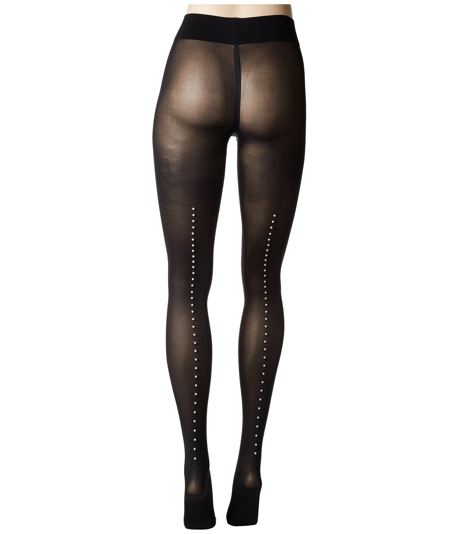 a596220d1be WOLFORD PEARL BACK SEAM TIGHTS