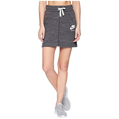 Nike Sportswear Gym Vintage Skirt (Anthracite/Sail) Women