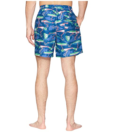 Outlet New Styles Vineyard Vines Lures Chappy Swim Trunk Hull Blue Sale Big Sale Shop Your Own kJ6GwK0bIA
