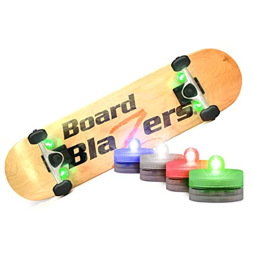 Board Blazers, The Original LED Underglow Lights for Skateboards, Longboards, Self Balancing Scooters