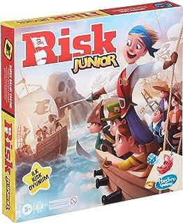 Hasbro Risk Junior Kutu Oyunu