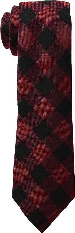 Buffalo Check Tie