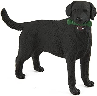 Safari Ltd. Best in Show – Black Labrador – Realistic Hand Painted Toy Figurine Model – Quality Construction from Phthalate,  Lead and BPA Free Materials – For Ages 3 and Up