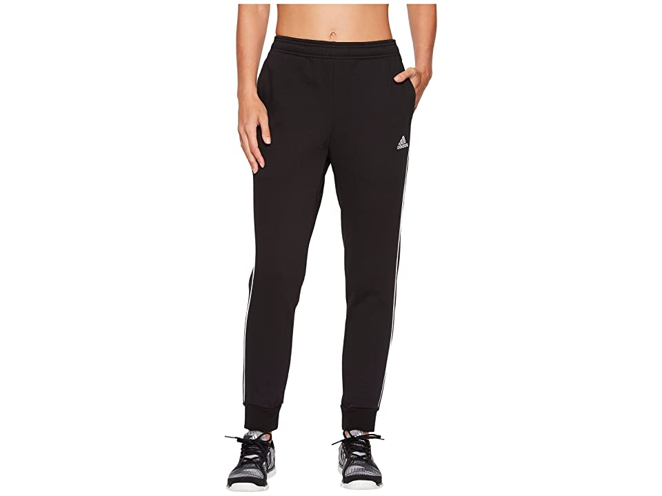 adidas Core18 Sweatpants (Black/White) Women