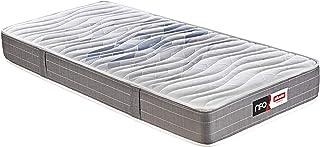 PIKOLIN – colchón HURACÁN Firm |Gama Neo| (Muelle + Viscoelástica/Spring + Viscofoam Mattress) 90x190 cm