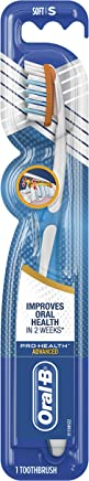 Oral-B Pro-Health Clinical Pro-Flex Toothbrush with Flexing Sides 40S - Soft Pack of 12