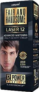 Fair & Handsome Laser 12 Advanced Whitening And Multi Benefit Cream, 30g