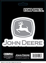 CHROMA 070493 John Deere Etched Decal