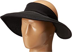 PBV010 Four Buttons Visor with Elastic Closure
