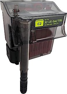 Fluval C Series Power Filter, Clip-On Aquarium Filter thumbnail