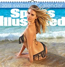 2019 Sports Illustrated Swimsuit Deluxe Wall Calendar