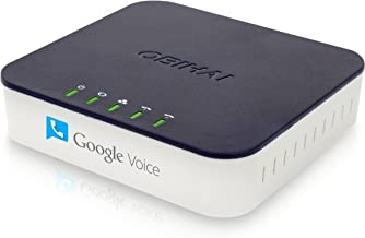 OBi202 2-Port VoIP Phone Adapter with Google Voice and Fax Support for Home and SOHO Phone Service