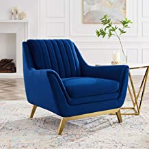 Modway Winsome Sofas, Navy