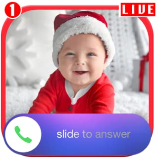 Amazing Fake Video Call From Baby Santa Claus - Free Fake Phone Game Call - Free Fake Text Message ID PRO - PRANK