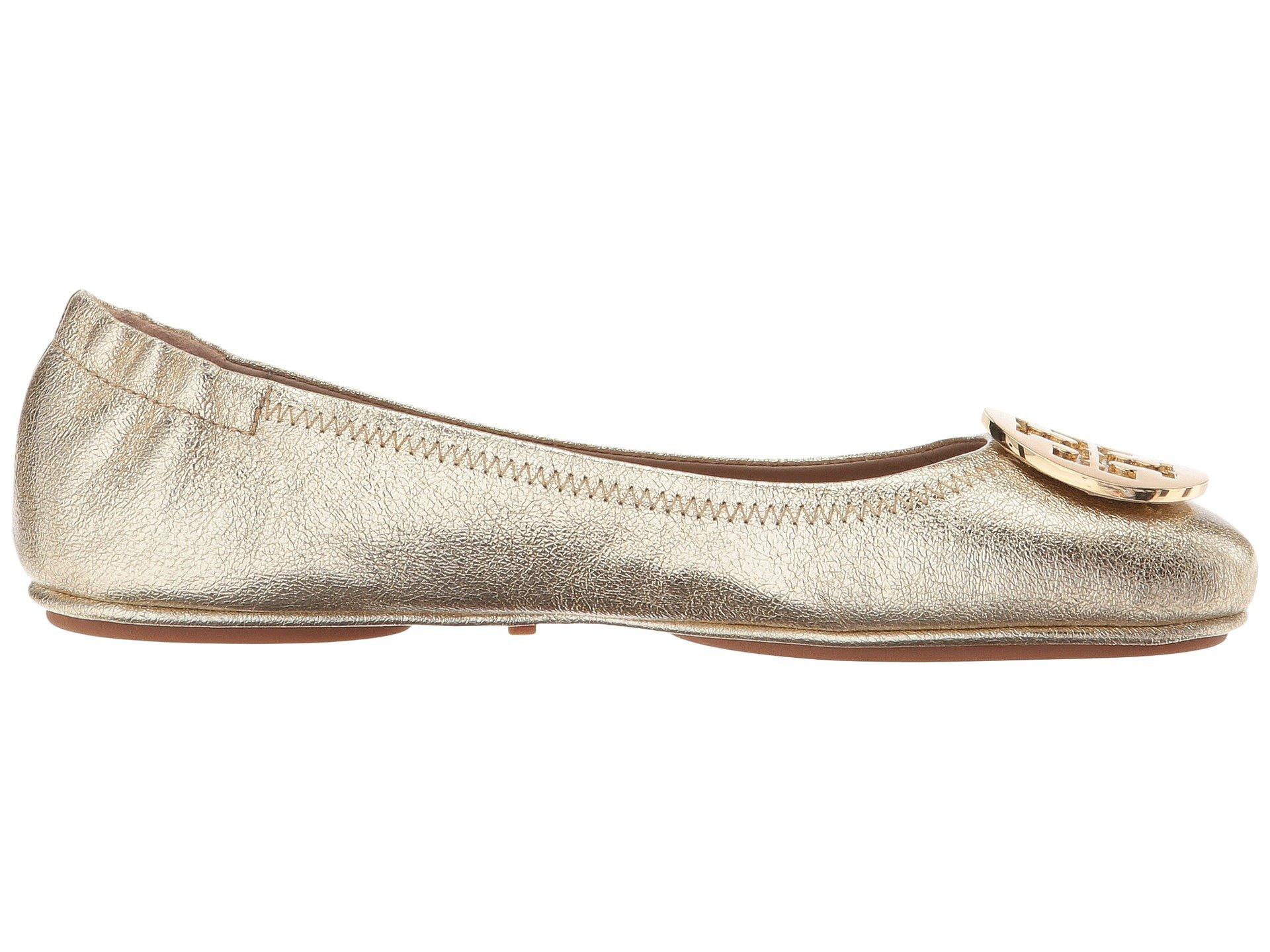 Tory Burch Minnie Travel Ballet At Zappos Com