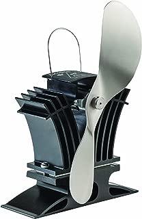 Caframo Ecofan BelAir, Black with Nickel Blade