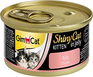 Gimcat Shinycat Konserve Kedi Maması -Yavru Tavuklu 70Gr