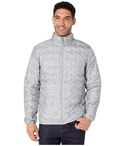 Columbia Delta Ridgetm Down Jacket (Columbia Grey Heather Print) Men