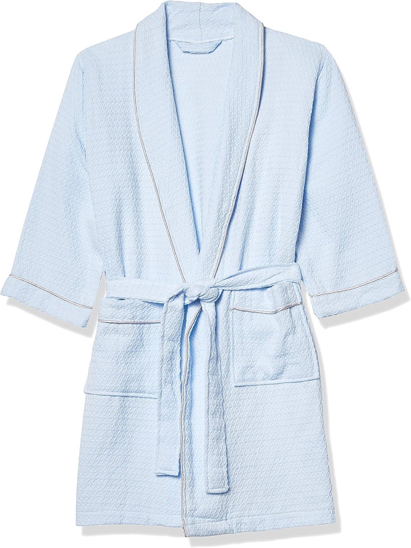 Suplove Children's Summer Cotton Bathrobe boy Girl Hooded hot Spring Swimming Sleeping Robe