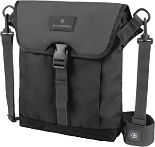 Victorinox Luggage Almont 3.0 Flapover - Bolsa digital, Negro, Una talla
