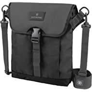 Victorinox Luggage Almont 3.0 Flapover Digital Bag, Black, One Size