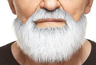 Self Adhesive, Novelty, Short Boxed Fake Beard, False Facial Hair, Costume Accessory for Adults