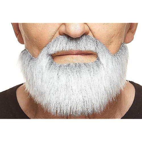 Costume Beards: Amazon.com Old Man Fake Beard