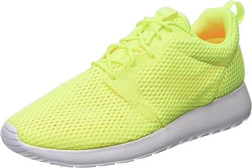 Nike Roshe One Hyp BR, Chaussures de Sport Homme, Jaune, 40 EU