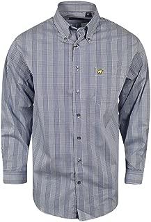 Long Sleeve Gingham Shirt Black Label