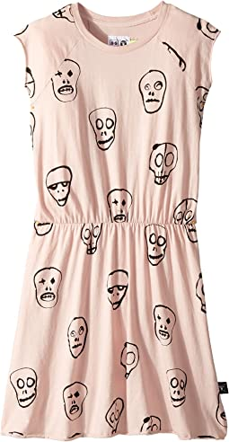 Nununu - Skull Mask Dress (Little Kids/Big Kids)