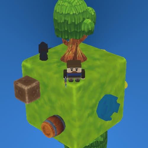 PocketWorlds - Explora, resuelve y completar el rompecabezas en mundos cubicos