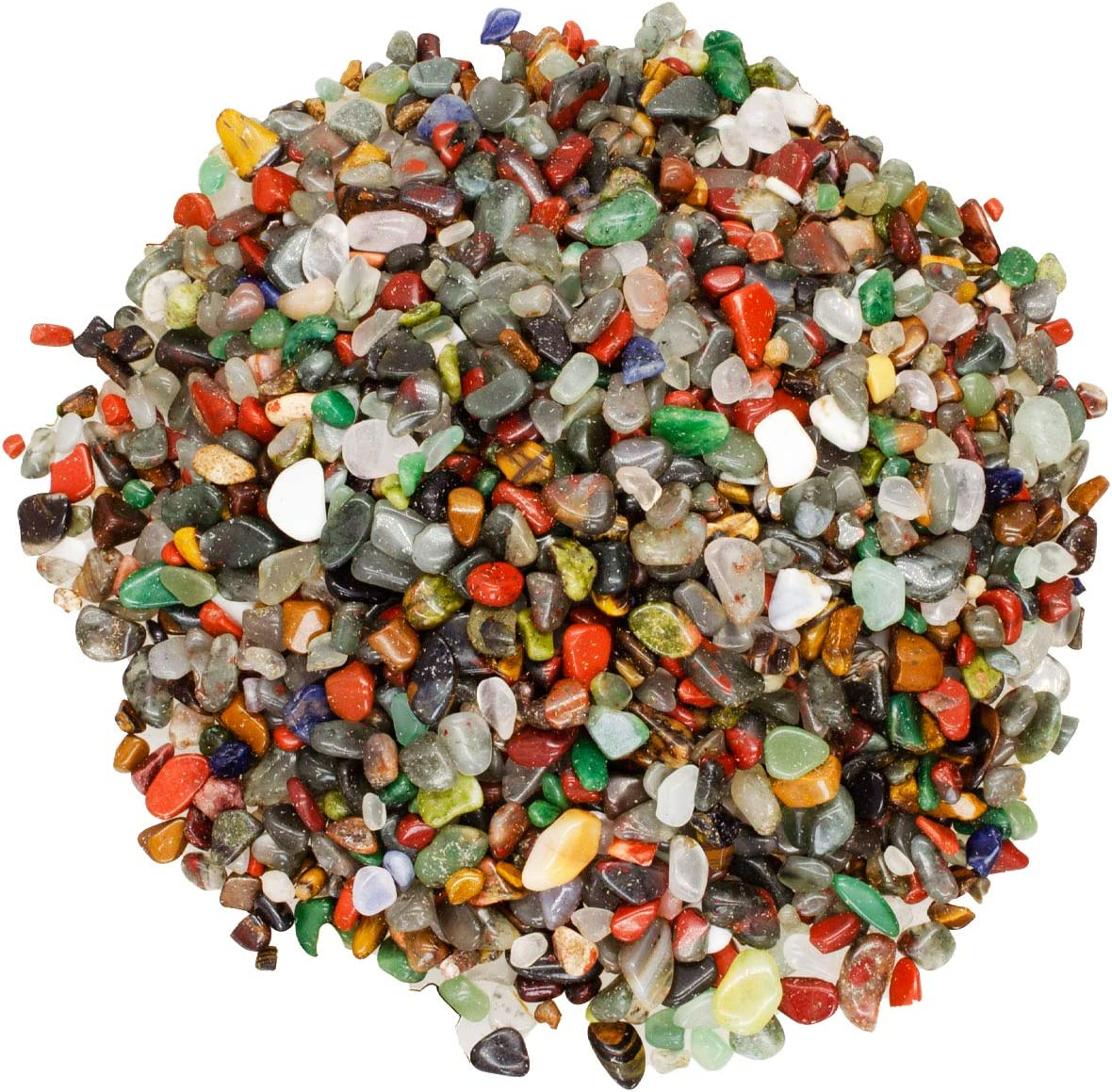 Digging 40% OFF Cheap Sale Dolls: 2 lbs Rare Assorted Stone Tumbled Mix Africa Reservation from