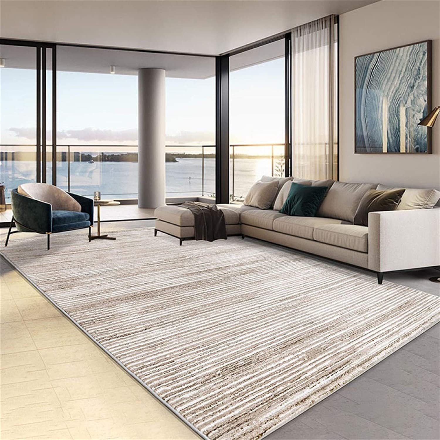 Wuyuana Carpet OFFicial site Sofa Coffee Table Room Bedr Now free shipping Living Cushion