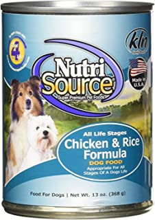 Nutri Source Chicken Rice 12x13