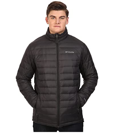Columbia Big Tall Voodoo Falls 590 TurboDown Jacket (Black) Men